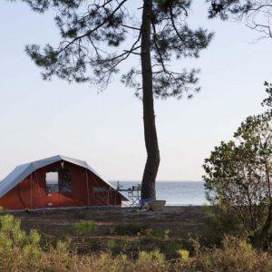 camping tält Familjtält bora bora