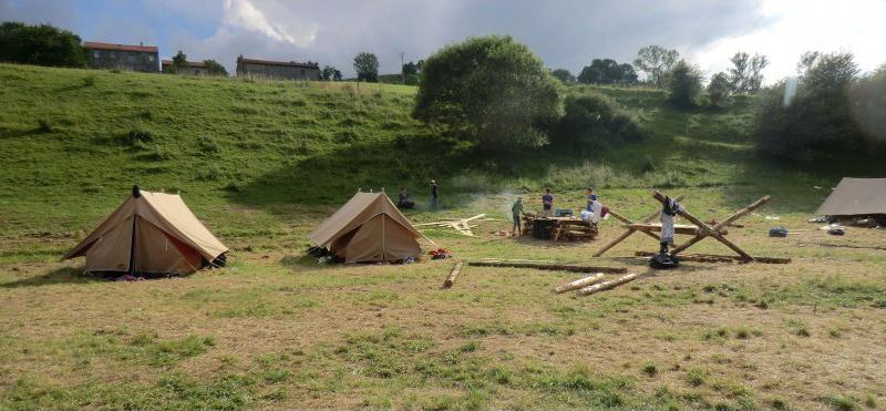 camping tält
