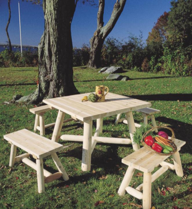 utomhus matbord